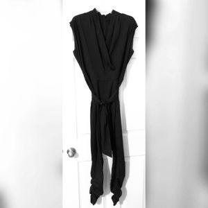 Venus Black Jumpsuit